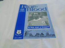 Blue Blood, Volume 1 Issue 2